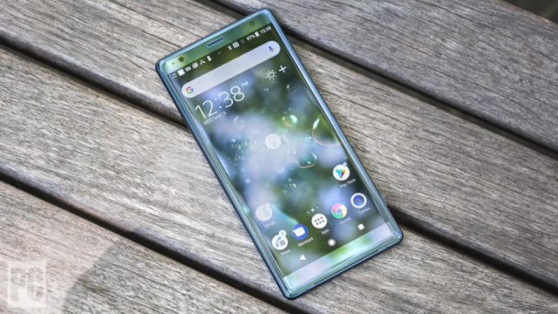 نقد و بررسی اولیه از گوشی Sony Xperia XZ2