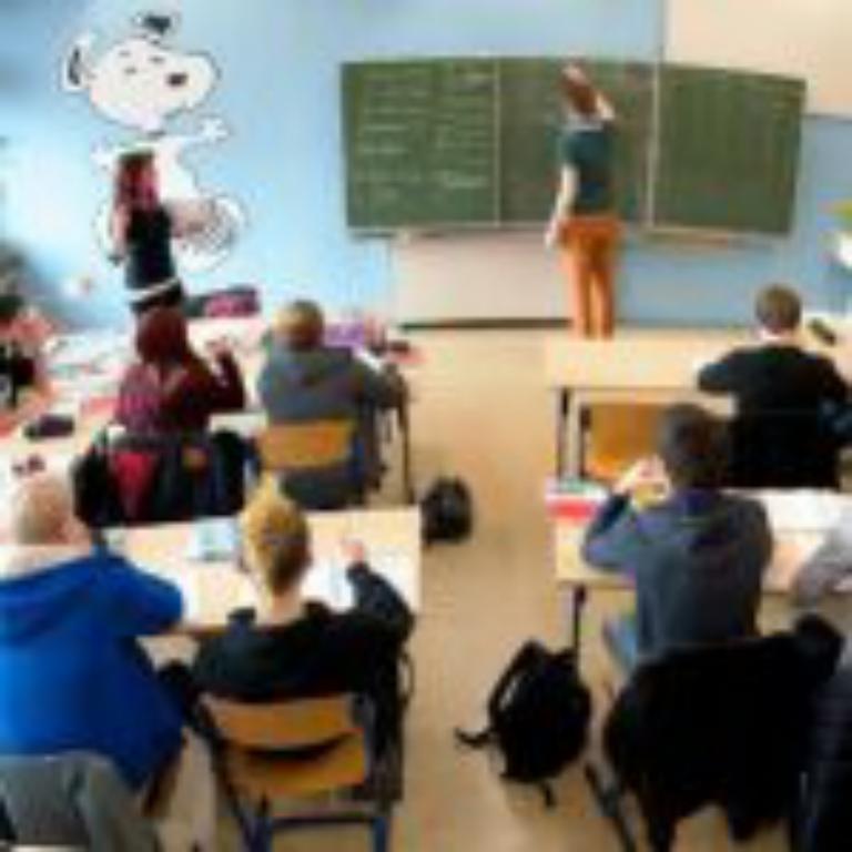 تحصیل در مدارس آلمان!